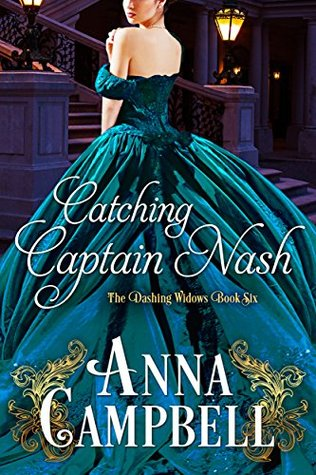Author Visit: Catching Captain Nash by Anna Campbell (Excerpt & Giveaway)
