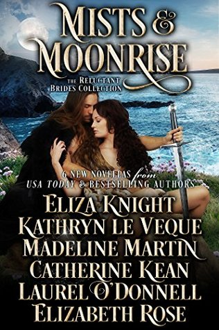 Author Event: Mists & Moonrise: An Anthology (Excerpt & Giveaway)