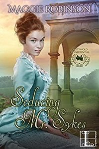 ARC Review: Seducing Mr Sykes by Maggie Robinson