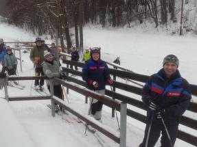 první lyžování 2016 (1)