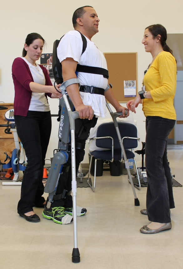 Recovering from Spinal Cord Injury: Treatment Stages ...
