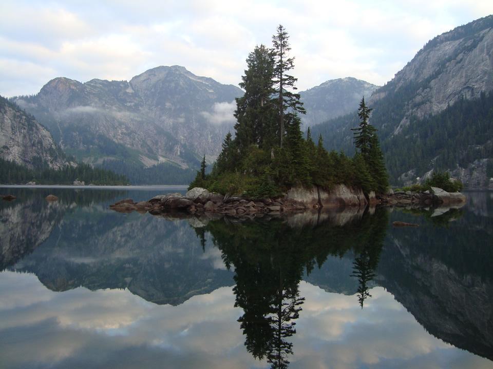 Hiking Trails Pinecone Burke Provincial Park Region Burke Amp Widgeon Hikers Guide