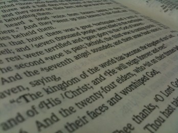 Revelation 11:15...