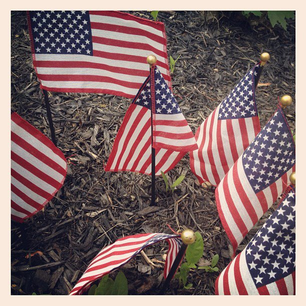 Happy Birthday, America! From Daniel Burke