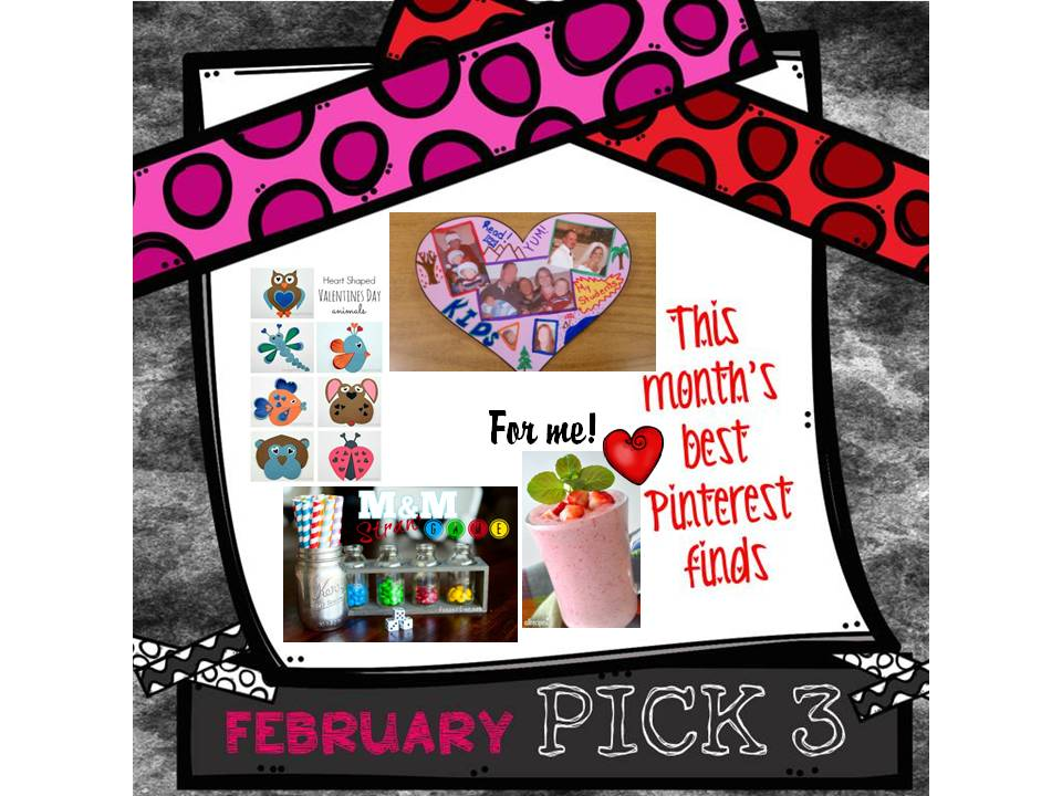 February Pinterest Pick 3 Party - Burke's Special Kids