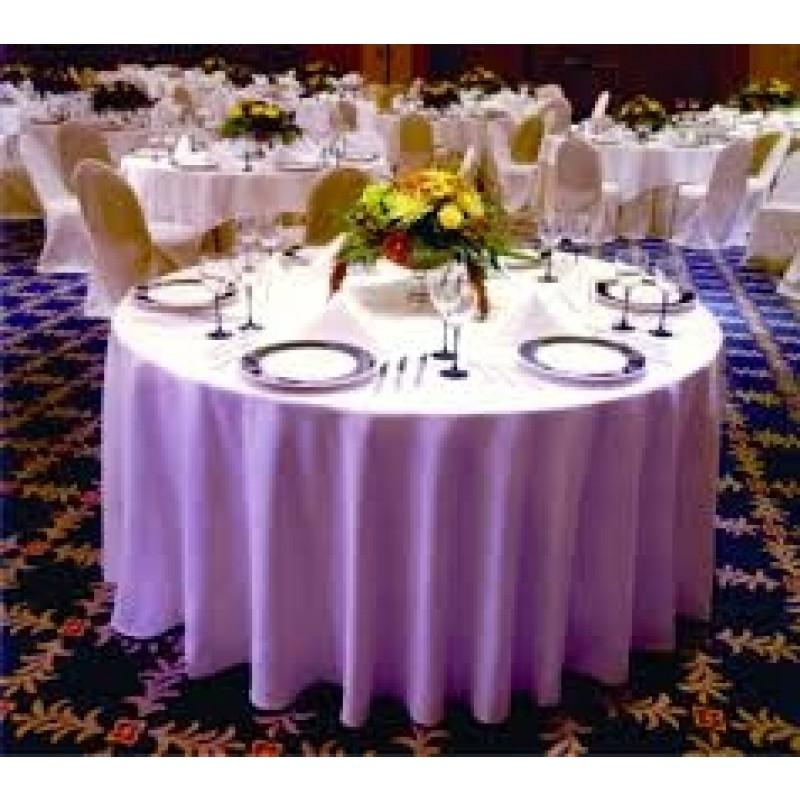 102 Inch Round Majestic Dupioni Tablecloth