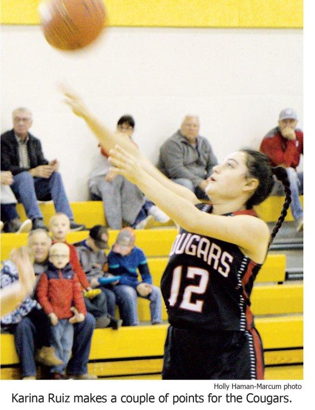 BHS girls basketball