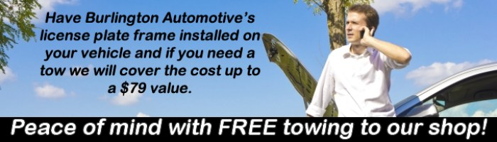 Burlington Automotive Service Repair & Maintenance for Domestic, European and Import vehicles