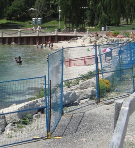 The natural beach was a gift nature gave the city.  Does the city have to spend additional money to build an access ramp to the location?  And is the access ramp proposed the most cost effective solution?  And will we call it the MacIsaac ramp?