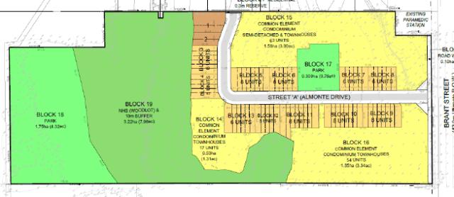 2100 Site plan