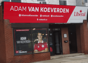 AVK store front