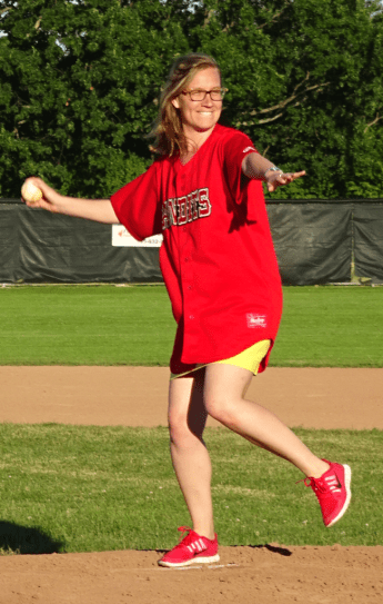Bandits - Gould opening pitch