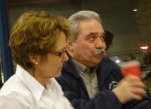 Budget public Angelo Benivenuto and Carol Gottlob