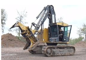 Excavation equipment 1