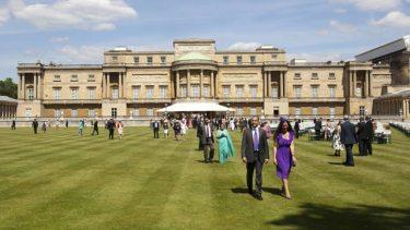 Foxcroft Buckingham palace gardens