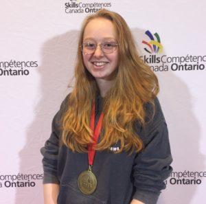 Gold in Baking - Emma Kilgannon Grade 11 CKSS