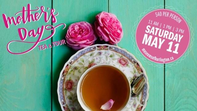 Ireland House Tea Tour Mothers Day