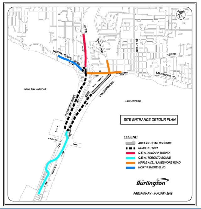 lakeshore-road-detour-instructions