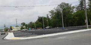 Parking lot CArolina and John June 2019