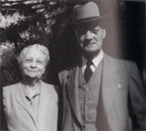 Pic 2 Spencer Smith & Edith Bell