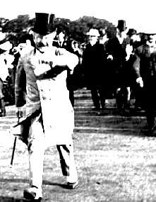 Pic 24 Dr Barnardo at Founder's Day Parade July 15 1905 x