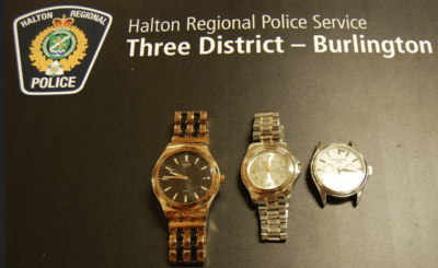 Police theft recoveries