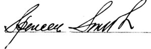 Spencer Smith Signature