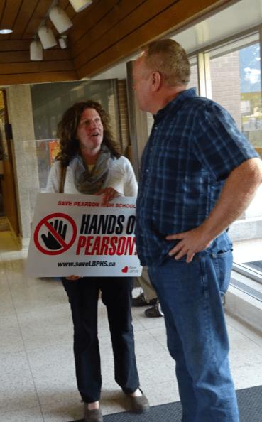 Steve Armstrong + Cheryl deLught - Pearson
