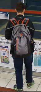 hate backpack