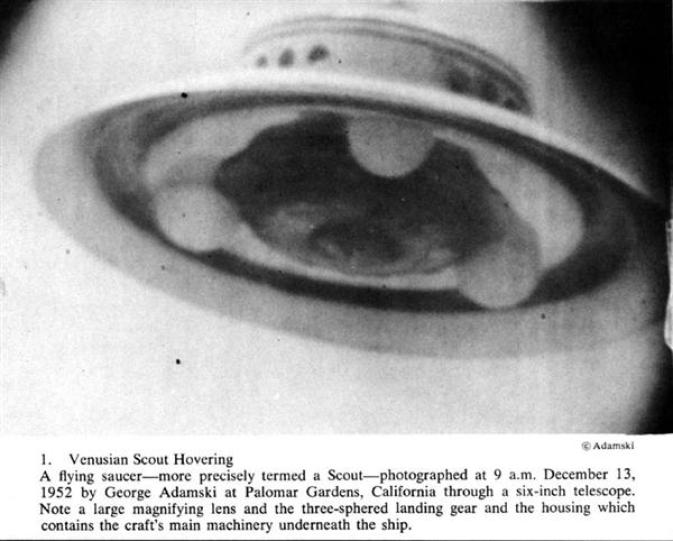 Image result for venus ufo adamski