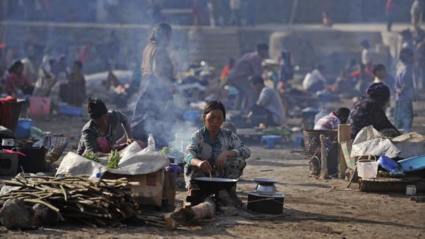 Myanmar Kachin War