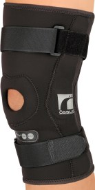 Rebound Kneebrace Poly Sleeve Short