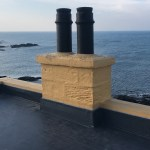 Chimney Repairs Ayr Ayrshire Burnbank Roofing Gallery Image3