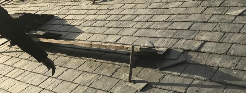 Roof Repairs Ayr Slate Roofing Repair