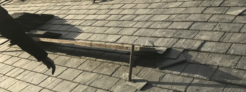 Roof Repairs Ayr Slate Roofing Repair