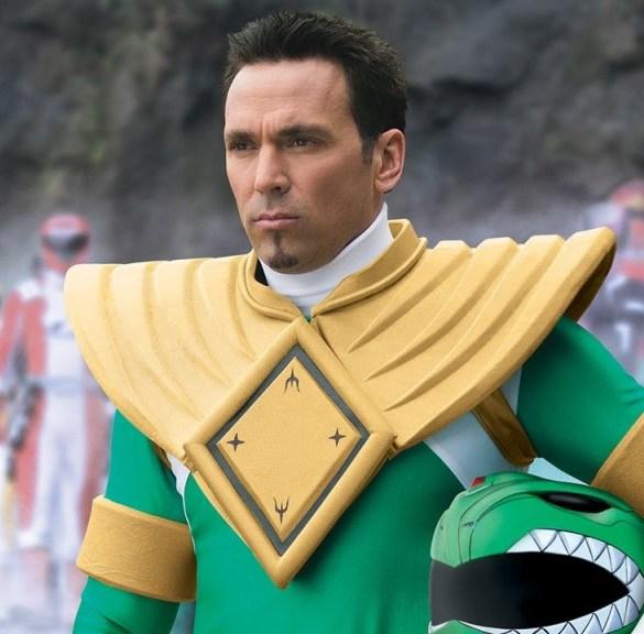 Jason David Frank não estará no longa dos Power Rangers 16