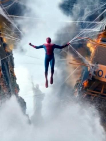 Homem-Aranha: De Volta ao Lar - Confira o primeiro teaser trailer oficial do filme! 20