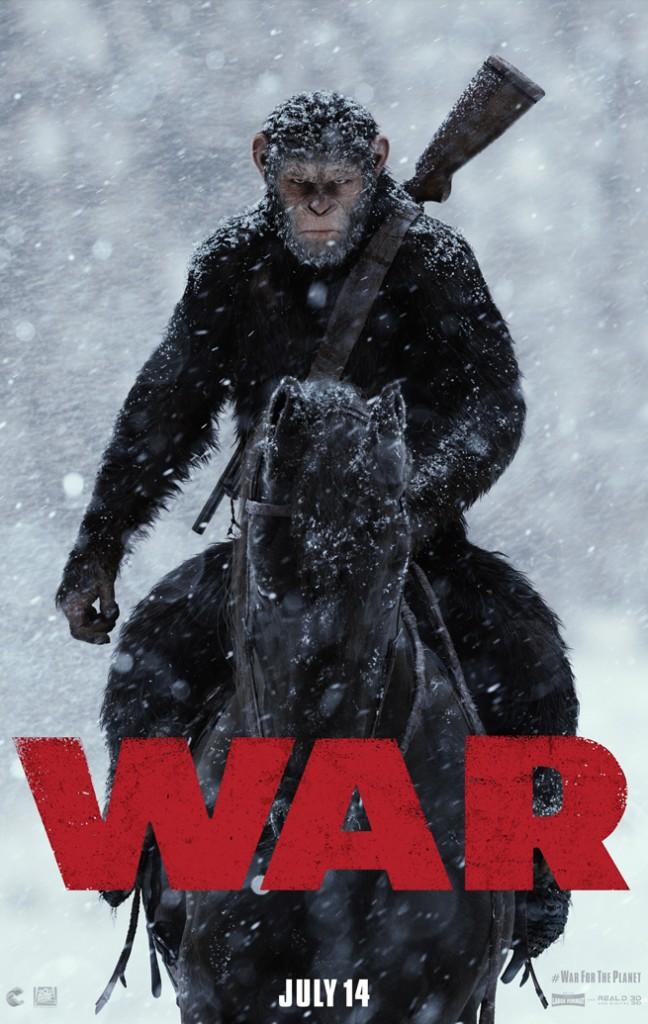 Planeta dos Macacos: A Guerra - Divulgado primeiro trailer completo do filme 17