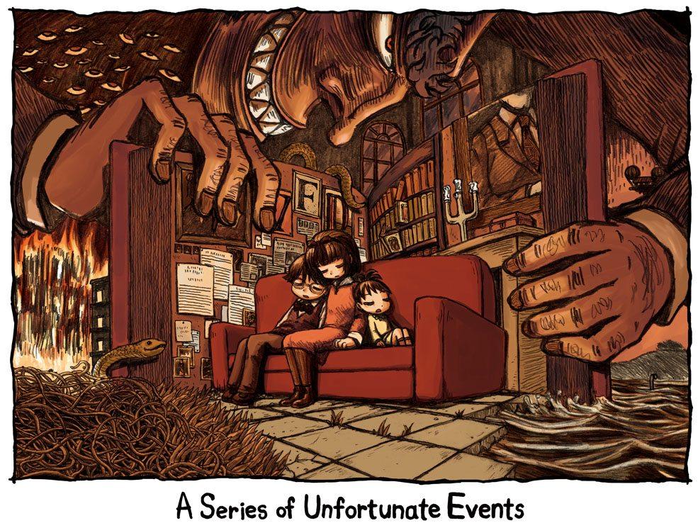 Por que você devia estar lendo Desventuras em Série? 17