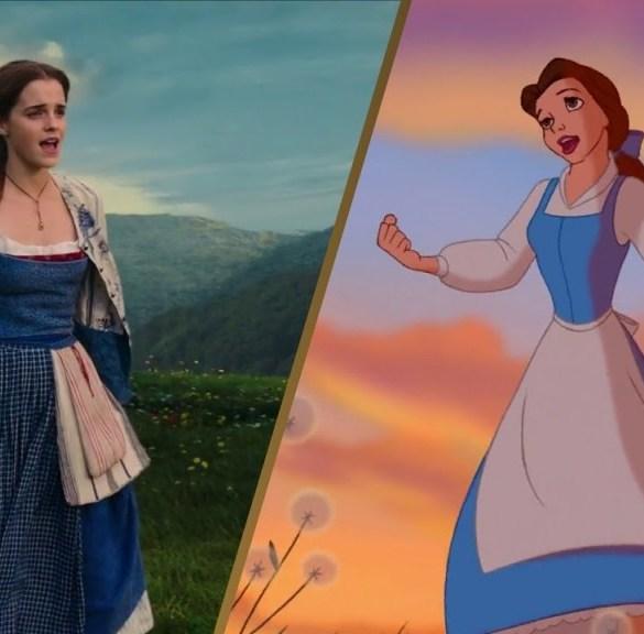 """Sim! Tem gente reclamando do 'auto-tune' da Emma Watson no teaser de """"A Bela e a Fera"""" 16"""