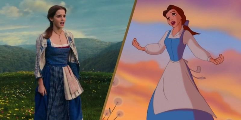 """Sim! Tem gente reclamando do 'auto-tune' da Emma Watson no teaser de """"A Bela e a Fera"""" 17"""