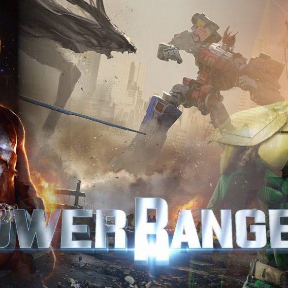 Jason David Frank não estará no longa dos Power Rangers 17