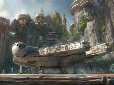 Star Wars - Parque inspirado em Star Wars será inaugurado em 2019 na Disney 14