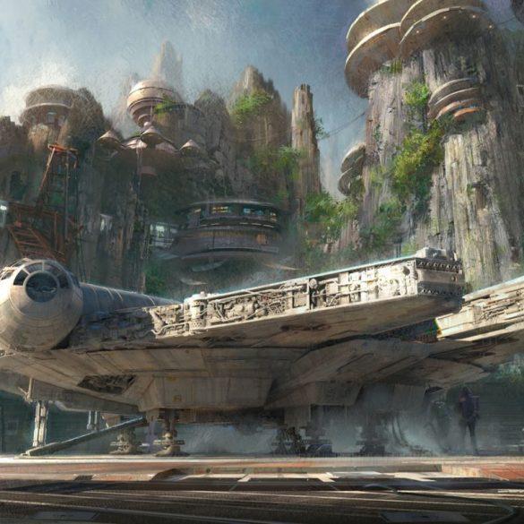 Star Wars - Parque inspirado em Star Wars será inaugurado em 2019 na Disney 16