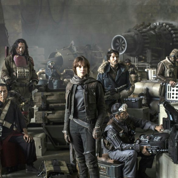 Star Wars | Nem mesmo elenco de Rogue One sabia sobre a cena final do filme 16