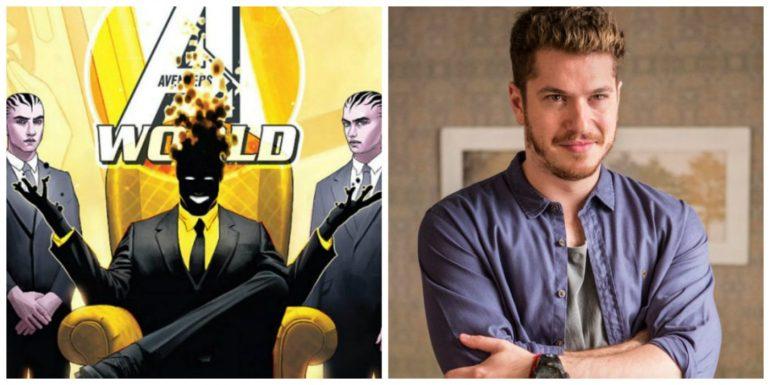 Caio Paduan, de Rock Story, é cotado para viver o X-Men Mancha Solar no filme dos Novos Mutantes 16