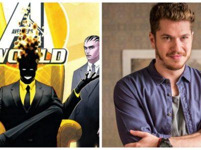 Caio Paduan, de Rock Story, é cotado para viver o X-Men Mancha Solar no filme dos Novos Mutantes 17