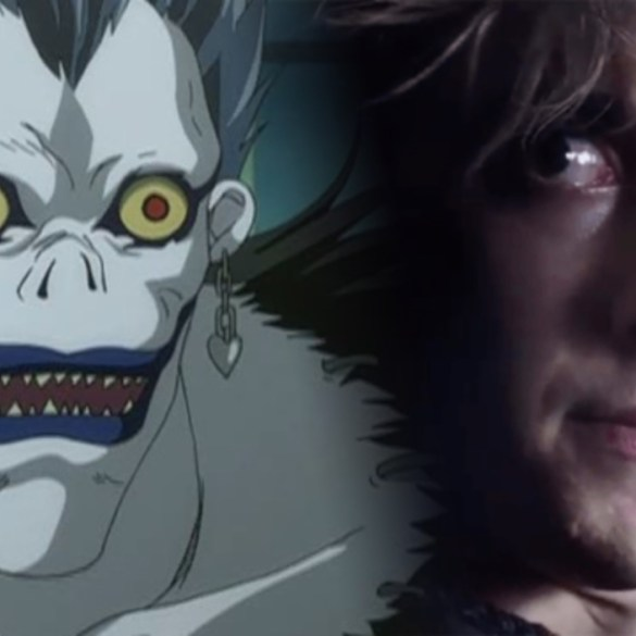 Já começaram as gravações do remake americano de Death Note 19