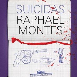 Raphael Montes divulga capa da nova edição de SUICIDAS 19