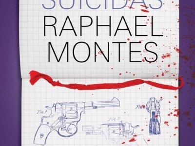 Raphael Montes divulga capa da nova edição de SUICIDAS 13